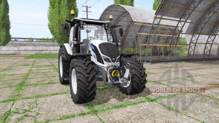 Valtra N174 suomi 100 para Farming Simulator 2017