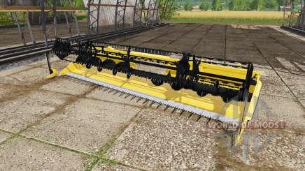 Geringhoff Harvest Star HV660 pack para Farming Simulator 2017