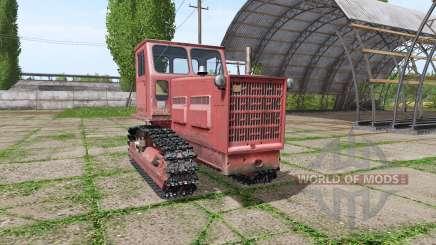 T 4A v1.1 para Farming Simulator 2017