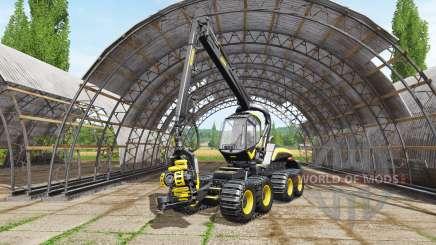 PONSSE ScorpionKing v1.3 para Farming Simulator 2017