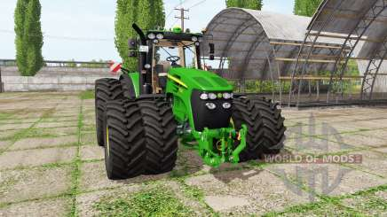 John Deere 7830 v1.2 para Farming Simulator 2017