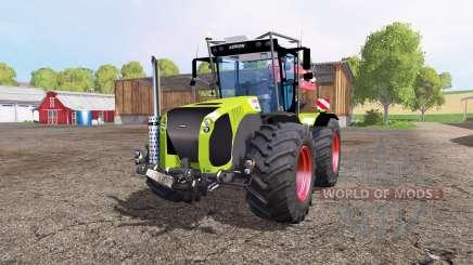 CLAAS Xerion 5000 forest para Farming Simulator 2015