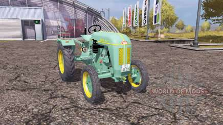 Bautz AS 120 para Farming Simulator 2013