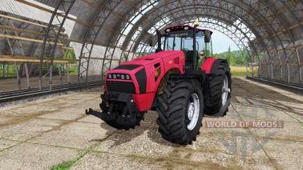 Belarús 4522 v2.3 para Farming Simulator 2017