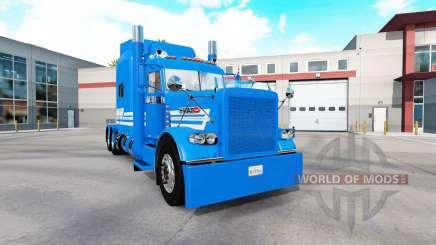 Bun Badmind de la piel para el camión Peterbilt 389 para American Truck Simulator