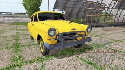 GAZ 21 Volga para Farming Simulator 2017