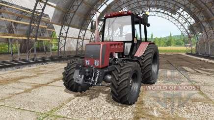 Belarús 826 para Farming Simulator 2017