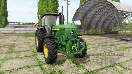 John Deere 4850 v2.0 para Farming Simulator 2017