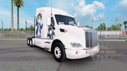 Nico de la piel para el camión Peterbilt 579 para American Truck Simulator