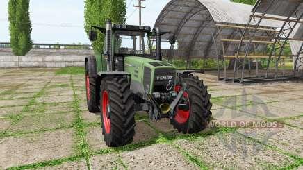 Fendt Favorit 924 para Farming Simulator 2017