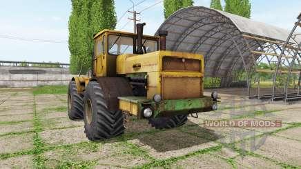 Kirovets K 700A v1.2 para Farming Simulator 2017