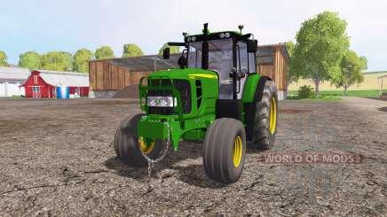 John Deere 6130 para Farming Simulator 2015