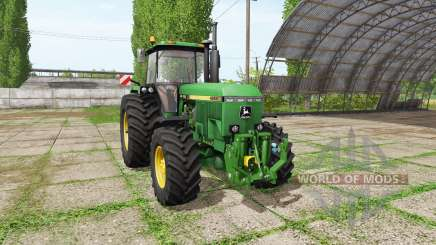 John Deere 4955 v2.1 para Farming Simulator 2017