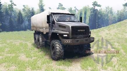 Ural Siguiente (4320-6951-74) para Spin Tires