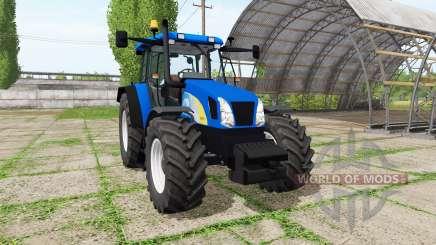 New Holland T5070 v2.0 para Farming Simulator 2017