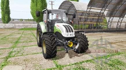 Steyr Multi 4095 multicolor para Farming Simulator 2017