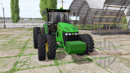 John Deere 7195J para Farming Simulator 2017