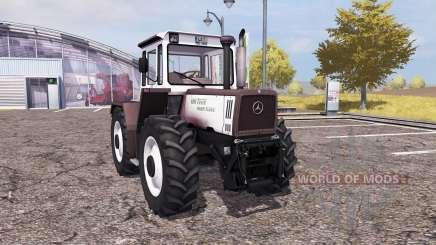 Mercedes-Benz Trac 1600 Turbo white para Farming Simulator 2013