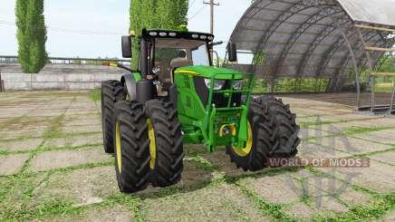 John Deere 6145R para Farming Simulator 2017