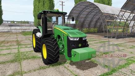 John Deere 8400R para Farming Simulator 2017