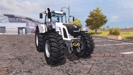 Fendt 939 Vario v1.1 para Farming Simulator 2013