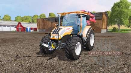 Steyr Multi 4115 forest para Farming Simulator 2015