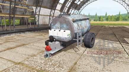 El VUO 3A v1.1 para Farming Simulator 2017