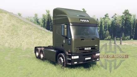 Iveco EuroTech para Spin Tires