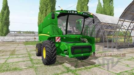 John Deere S650 para Farming Simulator 2017