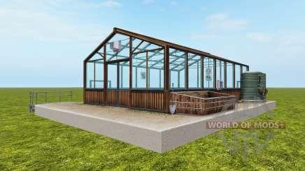 De efecto invernadero para Farming Simulator 2017
