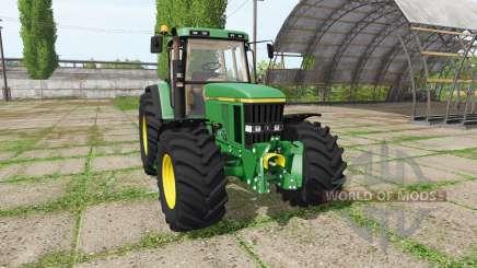 John Deere 7610 para Farming Simulator 2017
