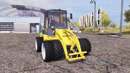Zettelmeyer ZL 602 v1.1 para Farming Simulator 2013