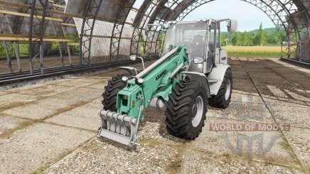 Kramer TM320S para Farming Simulator 2017