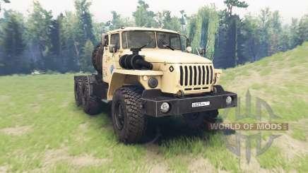 Ural 44202-0511-41 v4.0 para Spin Tires