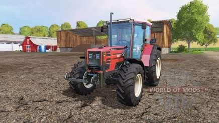 Same Laser 90 Turbo front loader para Farming Simulator 2015