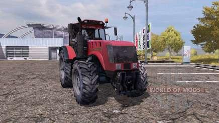 Belarús 3022 DC.1 v3.0 para Farming Simulator 2013