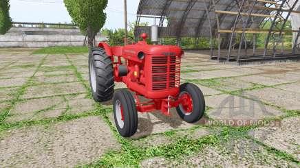 McCormick-Deering W-9 para Farming Simulator 2017