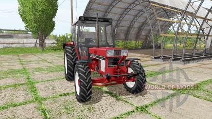 International Harvester 844 v1.2.2 para Farming Simulator 2017