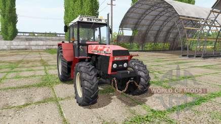 Zetor ZTS 16245 Turbo v5.0 para Farming Simulator 2017