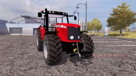 Massey Ferguson 6480 v3.0 para Farming Simulator 2013