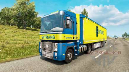 Painted truck traffic pack v3.0 para Euro Truck Simulator 2