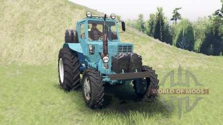 MTZ 82 Bielorruso para Spin Tires
