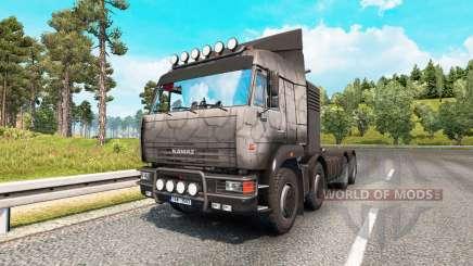 KamAZ 65201 v1.Dos para Euro Truck Simulator 2