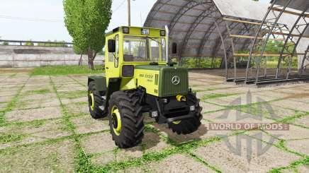 Mercedes-Benz Trac 800 v2.3 para Farming Simulator 2017