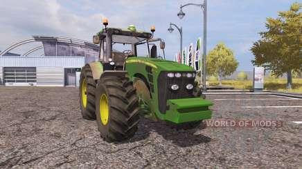 John Deere 8345R v2.0 para Farming Simulator 2013