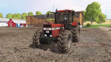 Case IH 1455 XL front loader para Farming Simulator 2015