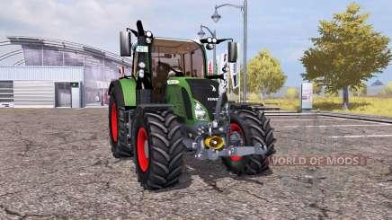 Fendt 516 Vario SCR v2.0 para Farming Simulator 2013
