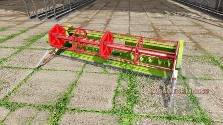 CLAAS C540 para Farming Simulator 2017