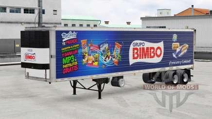 Pack Cargas Mexicanas para American Truck Simulator
