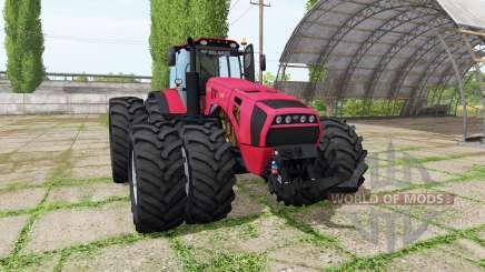 Belarús 4522 v2.2 para Farming Simulator 2017